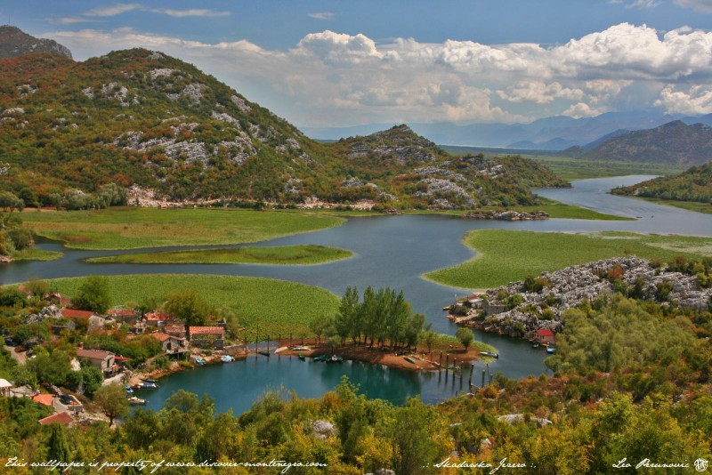 Bar,Skadar Lake- Land, 870.000m ², on the coast