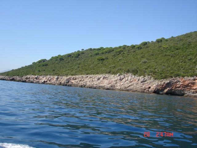Herceg Novi, Žanjice- Zemljište, 9100m², na obali mora
