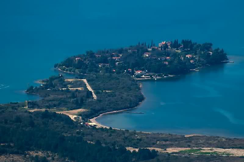 Tivat,Brdista- Urbanized land 33.000m2, the first line to the sea