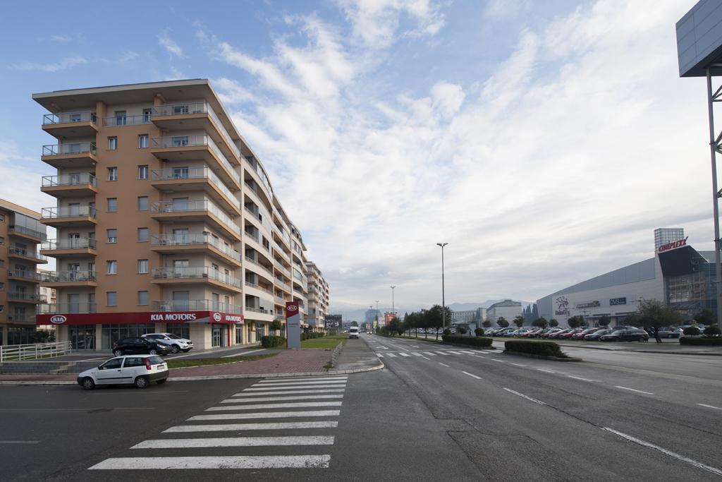 Podgorica City Kvart Luksuzan Trosoban Stan 119m2