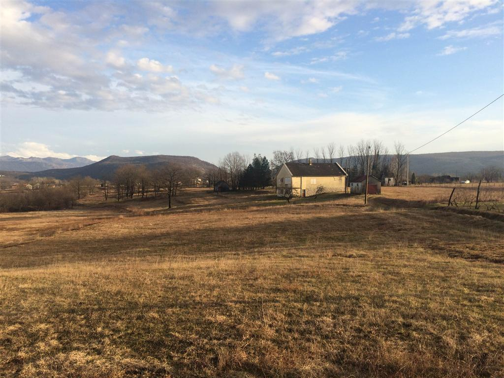 Danilovgrad Spuž Family Farm 50 000m2 Near