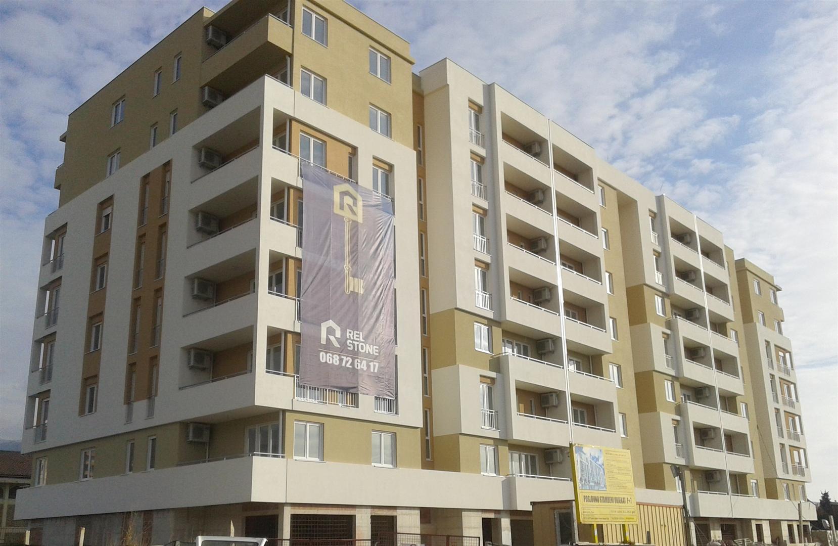 Bar, Topolica – stanovi 47m2 -155m2 i poslovni prostori