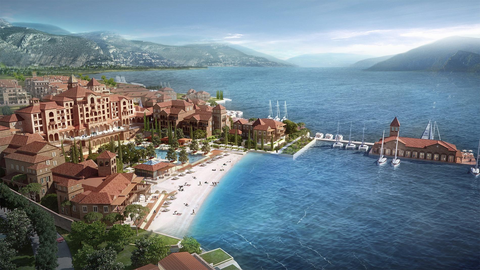 The Wall Street Journal Montenegro Real Estate Market