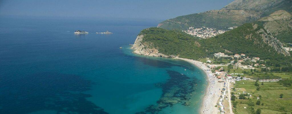 Budva, Buljarica – projekat kondo hotela na obali mora