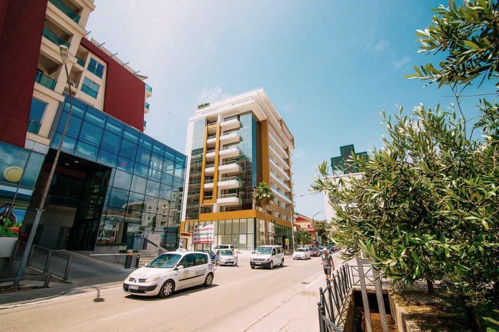 Budva, centar – luksuzan stan 49m2, blizu mora