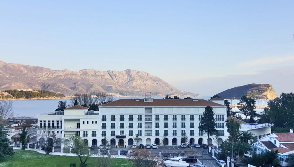 Budva, TQ Plaza – jednosoban apartman 58m2, sa pogledom na more