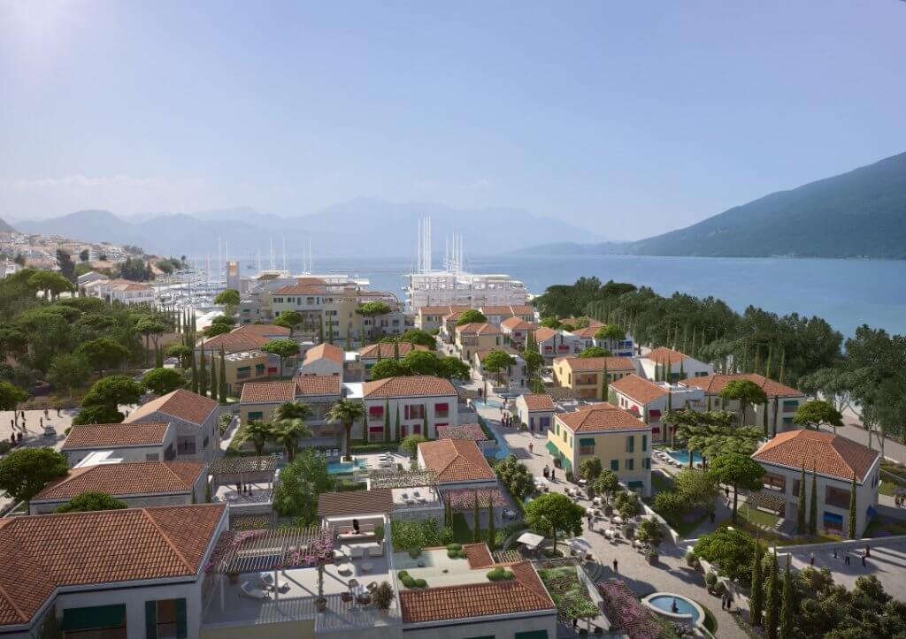 Herceg Novi Kumbor Waterfront Mixed Resort Portonovi