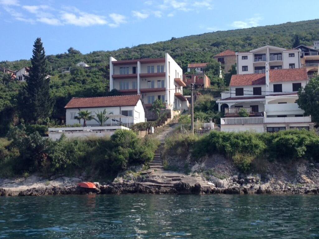 Tivat, Krašići -new apartments, 63m2 – 94m2, 30m from the sea