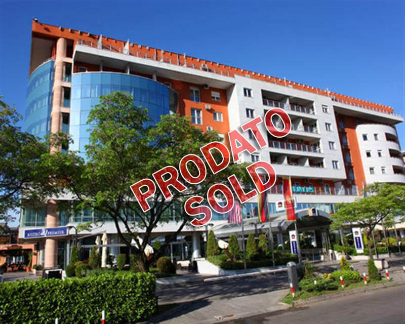 Podgorica,Preko Morače- Luksuzan trosoban stan 110m2, kod hotela Premier