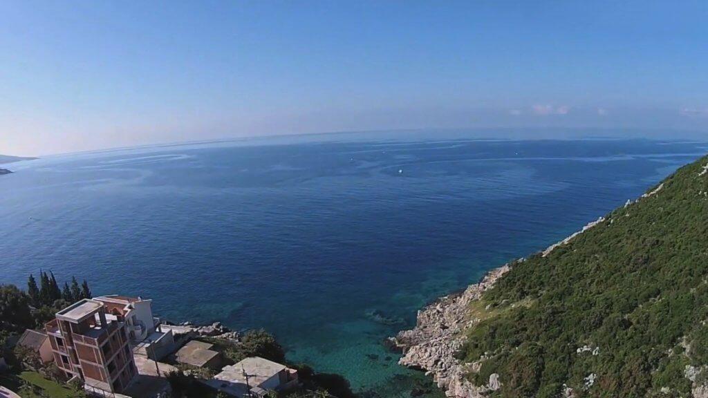 Bar, Dobre vode - urbanizovano zemljište 45,371m2 sa panoramskim pogledom na ...
