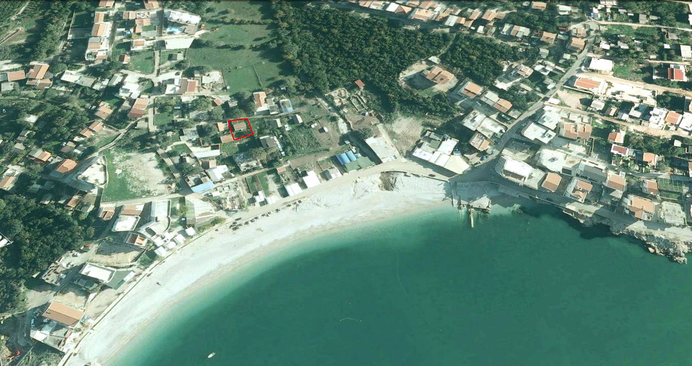 Bar, Veliki Pijesak – urbanized plot 100m from the sea