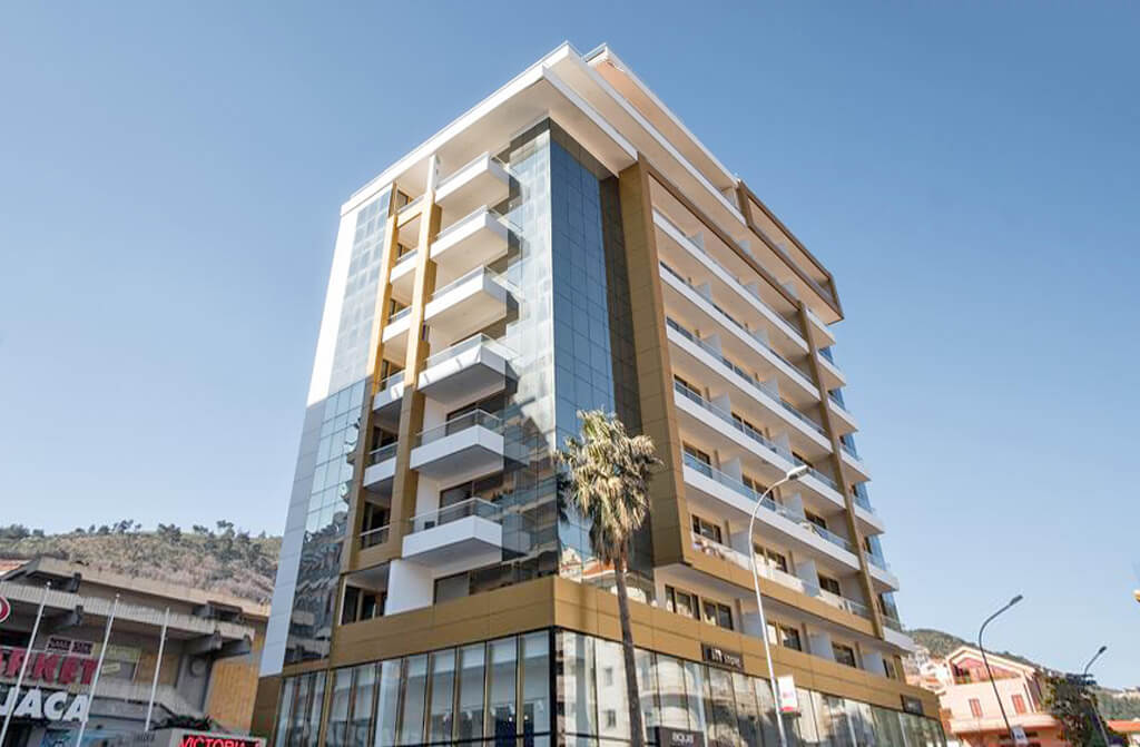 Budva, center – luxury apartments 100m from the sea, Victoria Residence