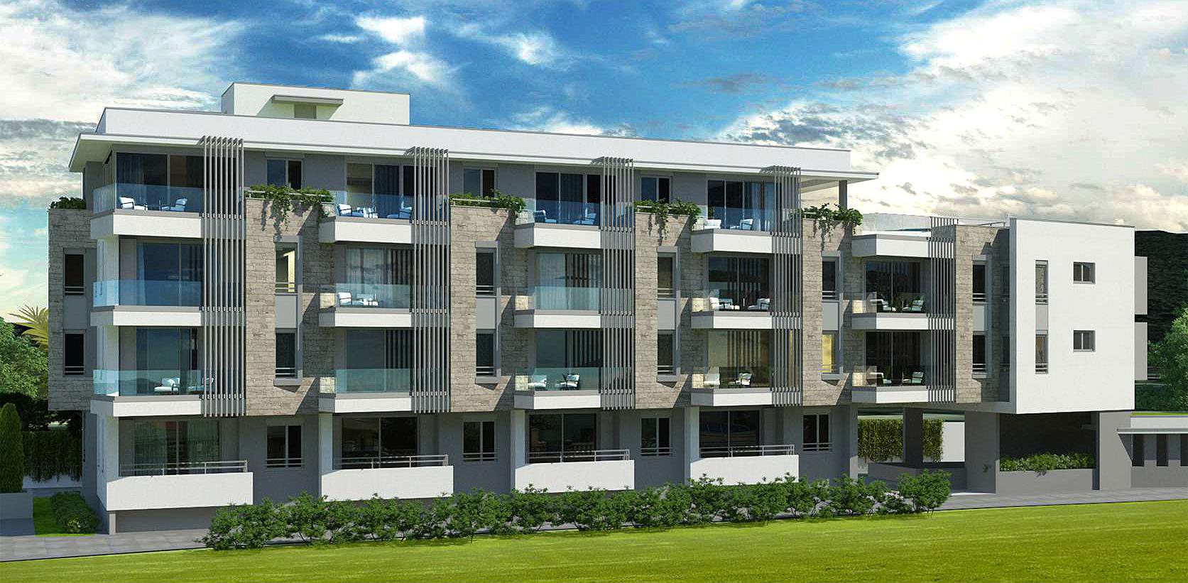 Tivat, Seljanovo – luxury one bedroom apartment, 300m from Porto Montenegro