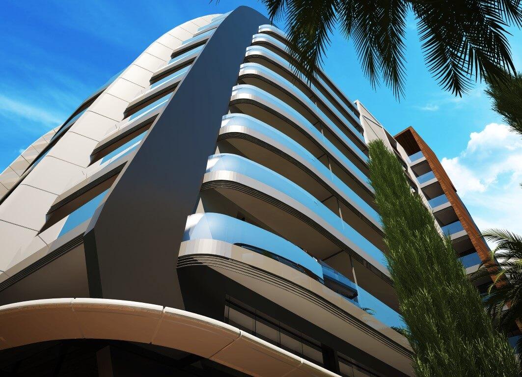 Bar, center - luxurious residential complex on prestigious location