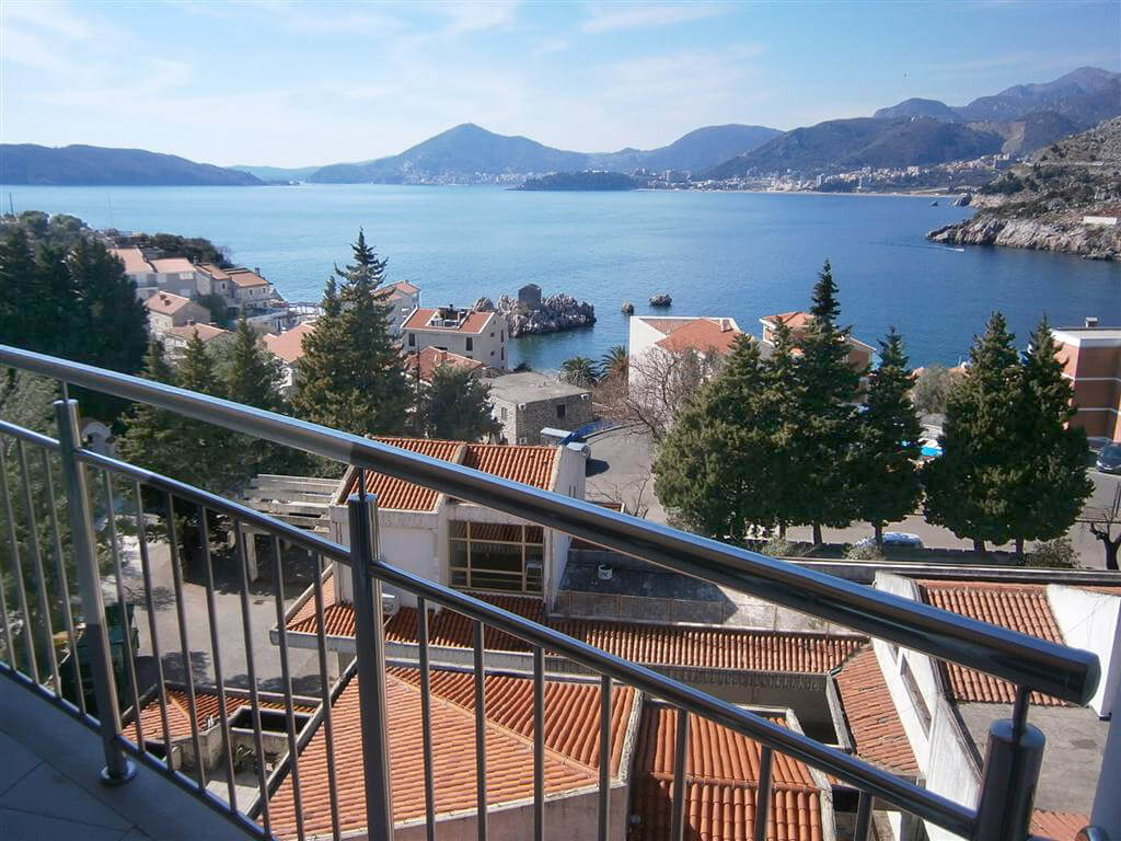 Budva, Przno – one-bedroom apartments next to the Milocer park