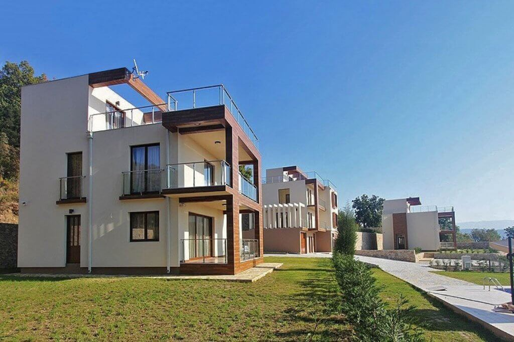 Bar, Dobre Vode – villa 240m2, with open sea view