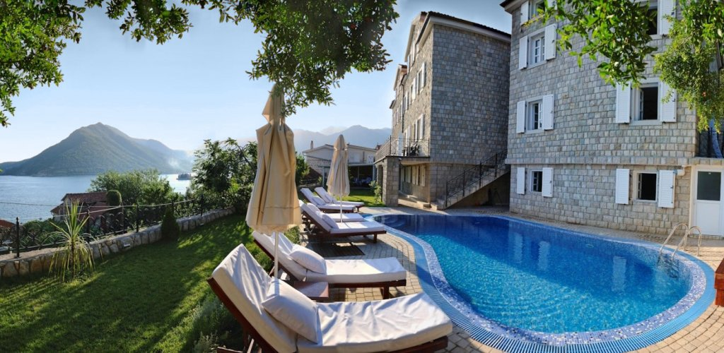 Kotor, Perast – luksuzni mini hotel sa 11 apartmana