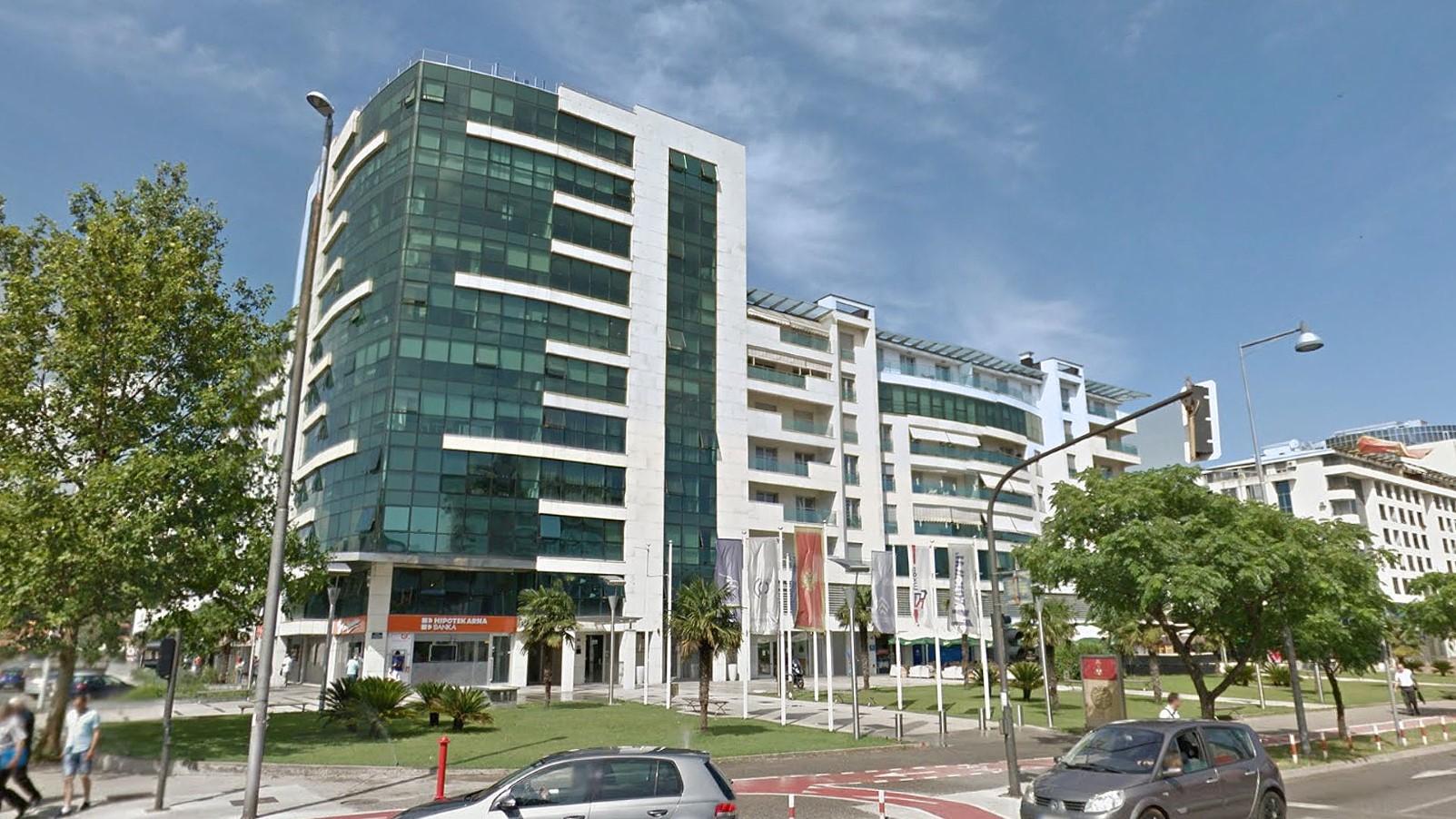 Podgorica, bulevar Sv. Petra Cetinjskog - ekskluzivan dvosoban apartman 142m2
