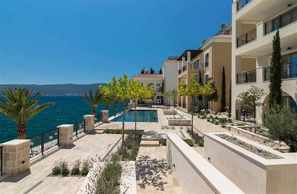 Tivat, Porto Montenegro – dvosoban apartman 134m2, Ksenija Residence