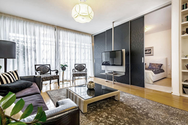 Budva, Rozino – dvosoban apartman 85m2, s pogledom na more