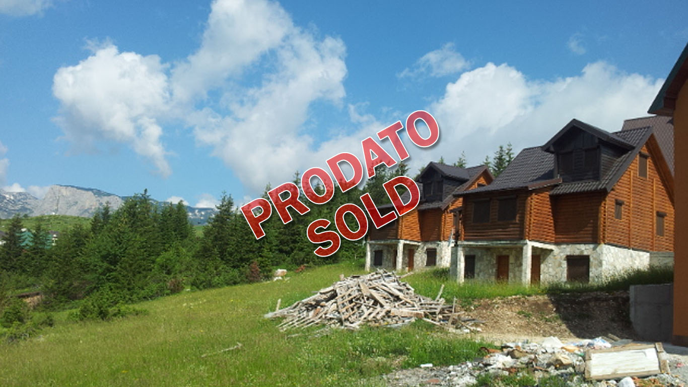 Zabljak – construction plot 400m2, near the Planinka hotel