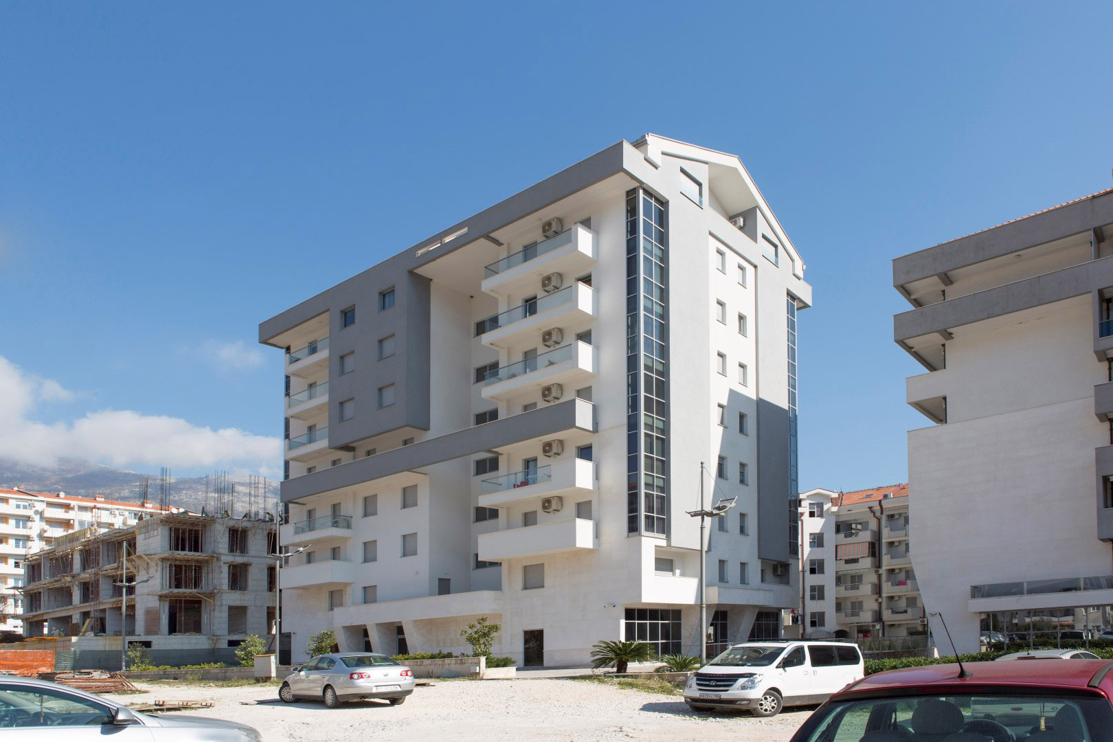 Budva, Rozino – one bedroom luxury apartment 61m2