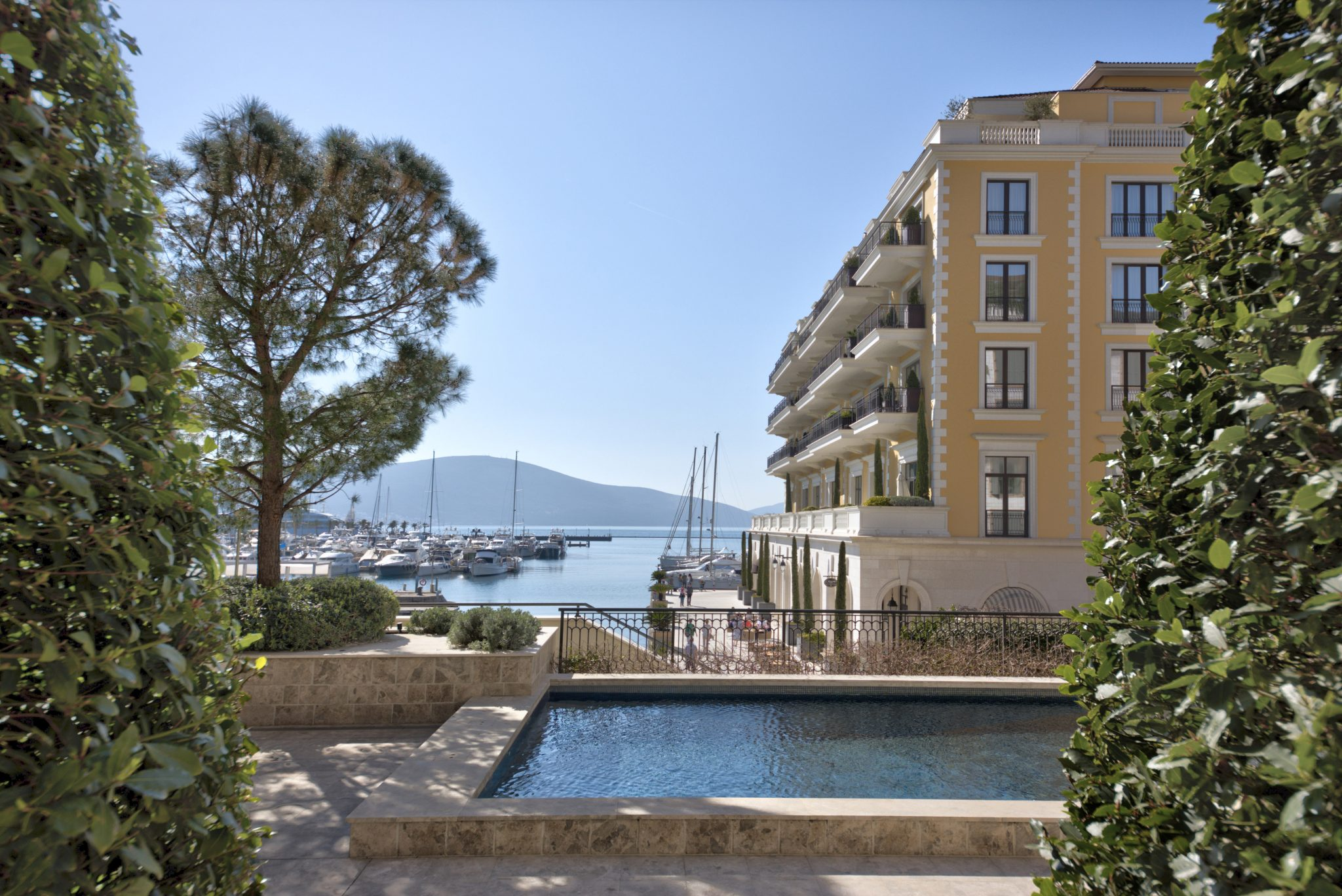 Tivat, Porto Montenegro – three bedroom apartment, Tara Residence