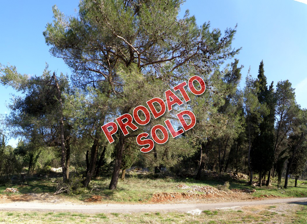 Podgorica , Gorica hill – land plot, 600m²