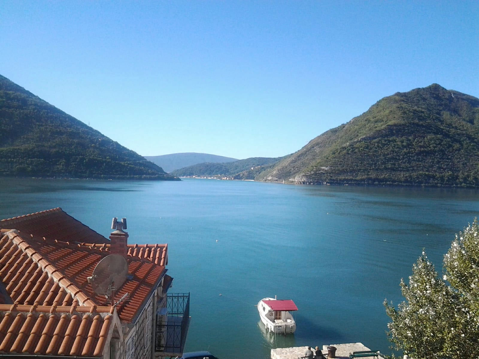 Kotor, Perast – two bedroom apartment 20m from the sea