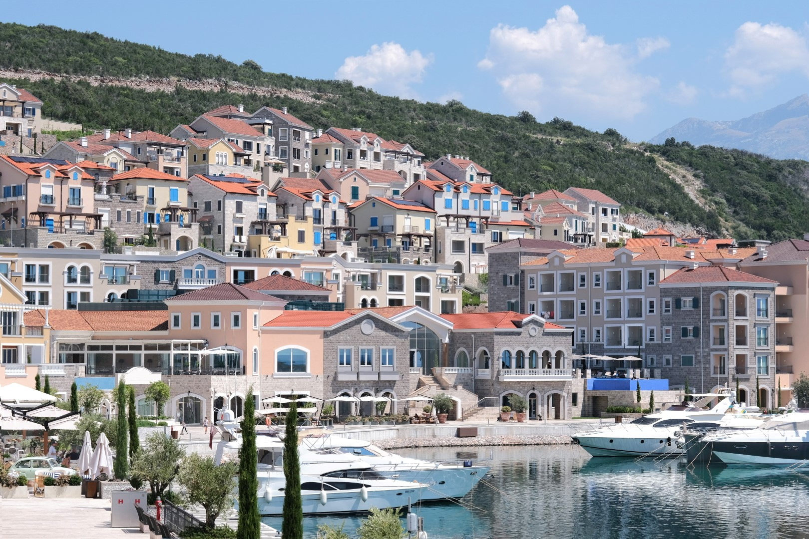 Tivat, Lustica bay – exclusive villas with panoramic sea views