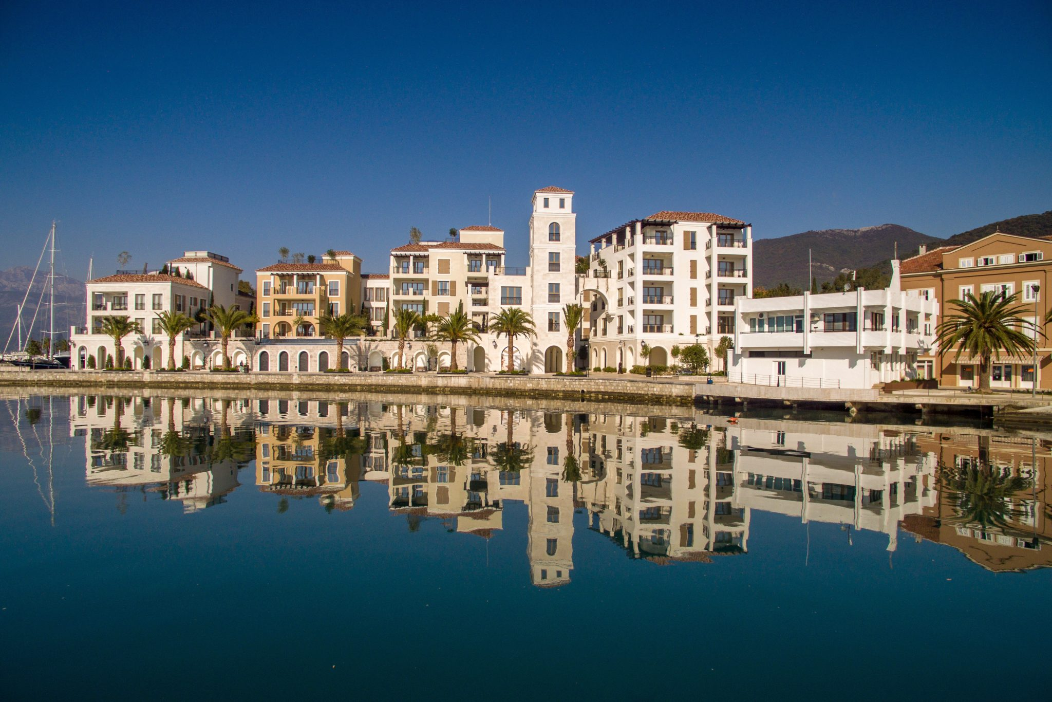Tivat, Porto Montenegro – ekskluzivan jednosoban apartman, zgrada Ksenija