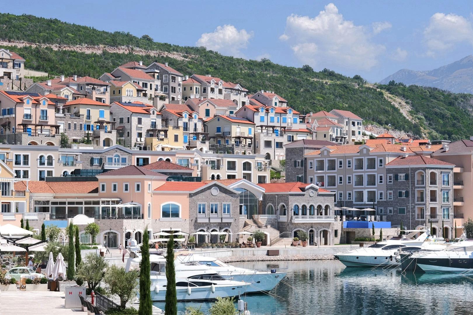 Tivat, Luštica Bay – ekskluzivne vile s panoramskim pogledom na more