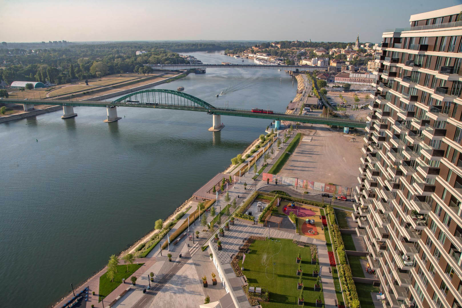 Belgrade Waterfront – four bedroom penthouse apartment, BW Residences