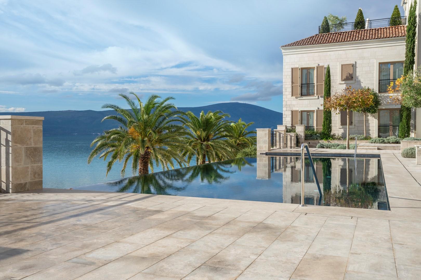 Tivat, Porto Montenegro – namješten jednosoban apartman, zgrada Ksenija