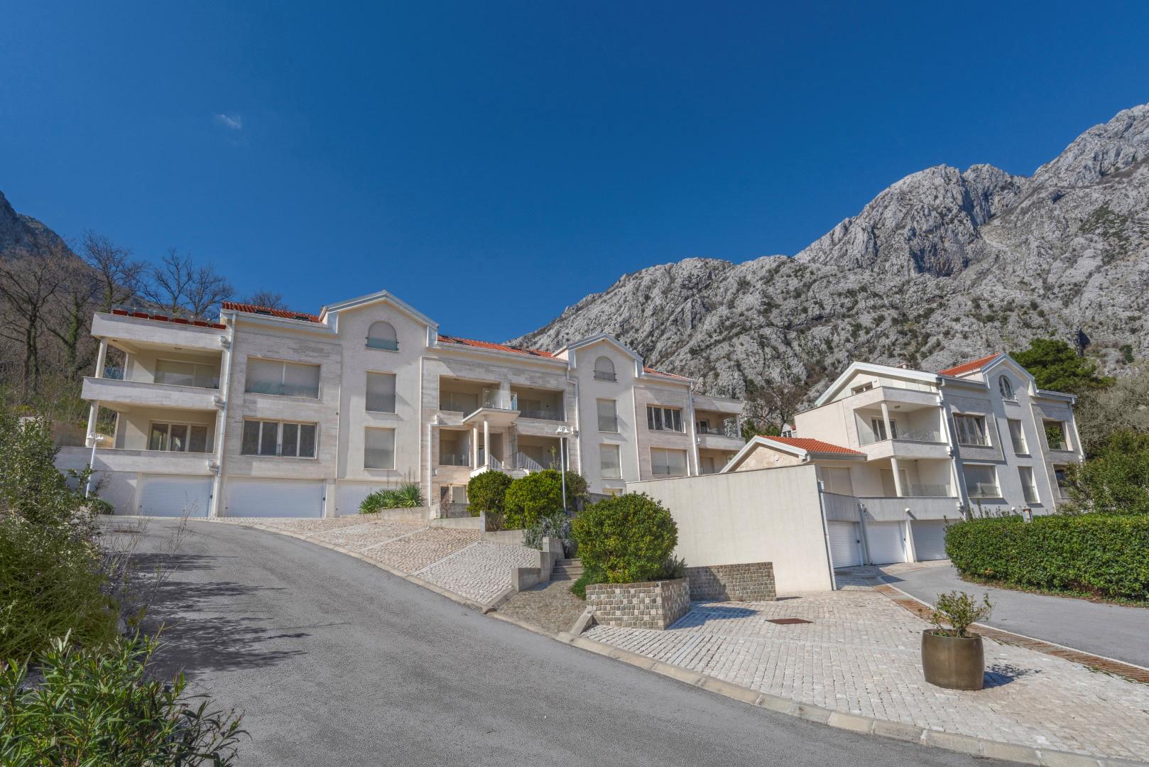 Kotor, Orahovac – luksuzni apartmani blizu mora