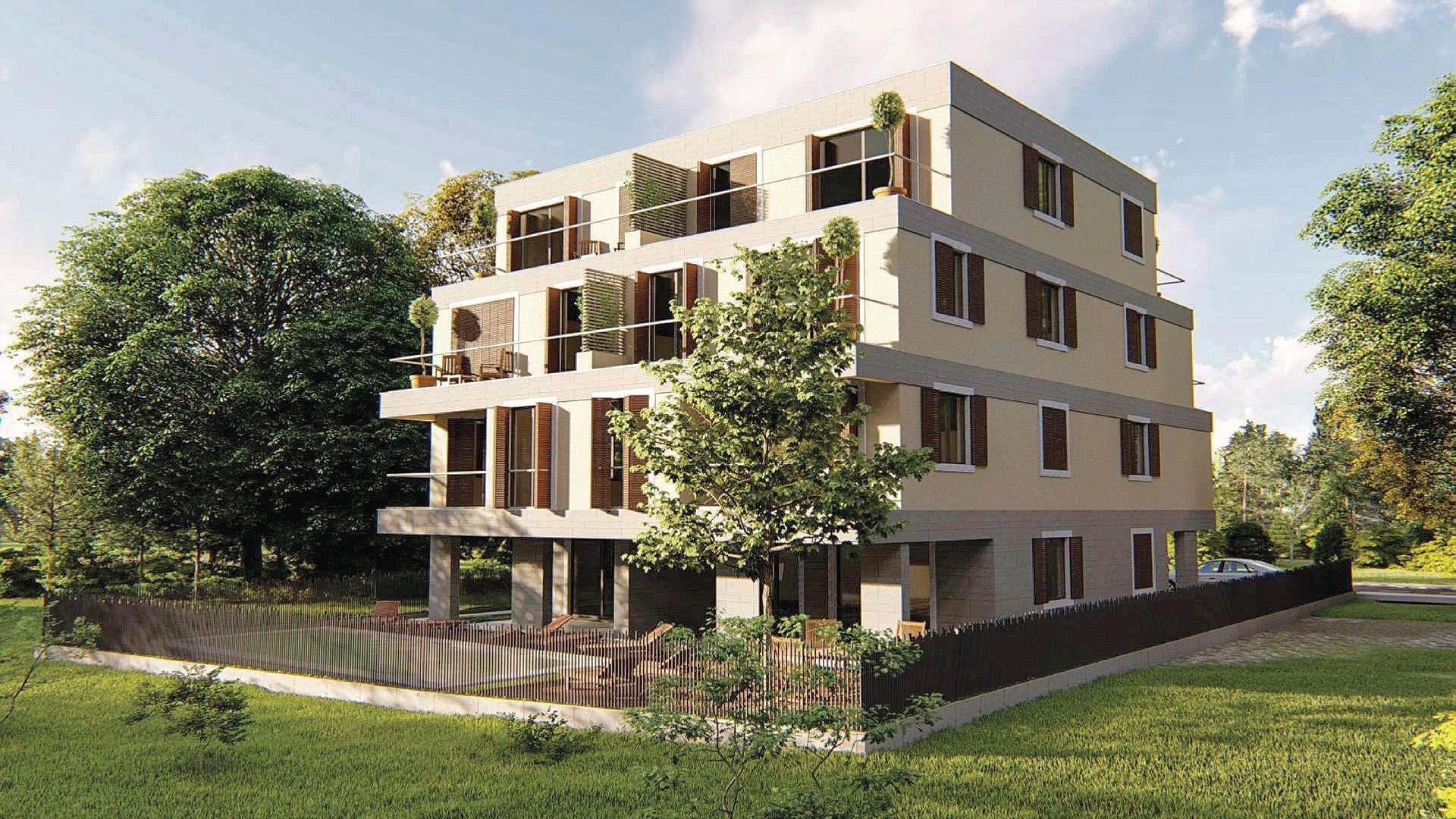 Тиват, центр — элитные апартаменты рядом с морем
