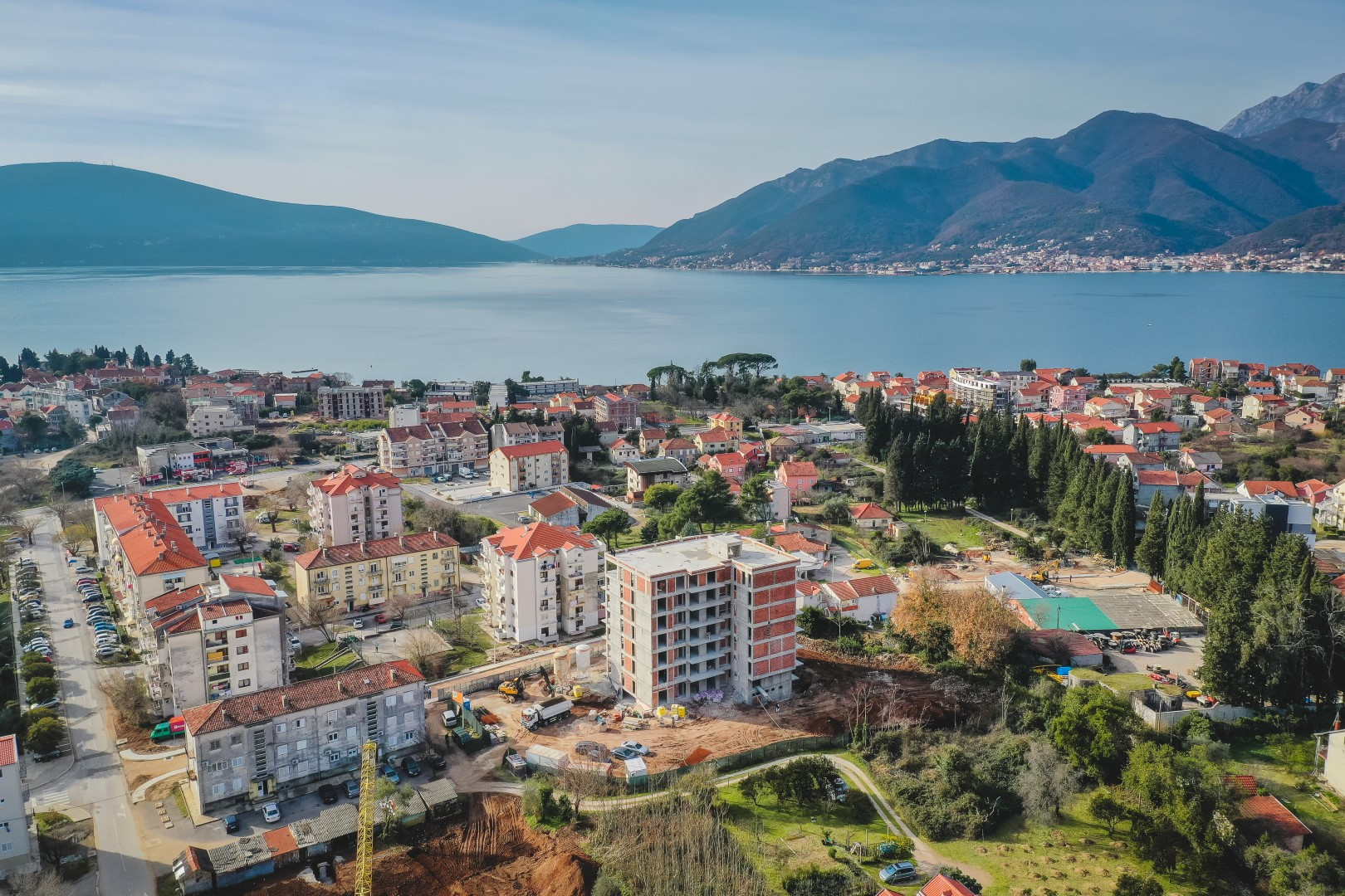 Tivat, Seljanovo- new, exclusive residential complex close to the sea