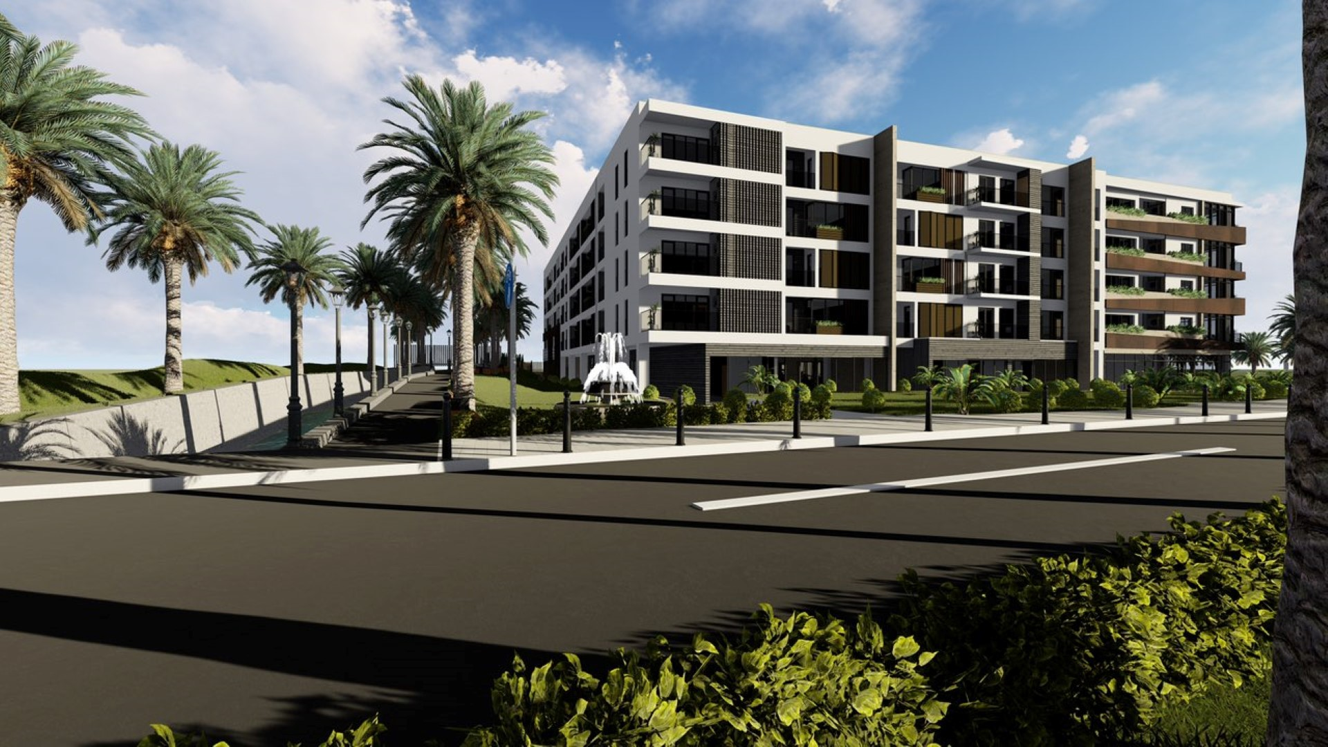 Tivat, Seljanovo – new residential and business complex near the sea
