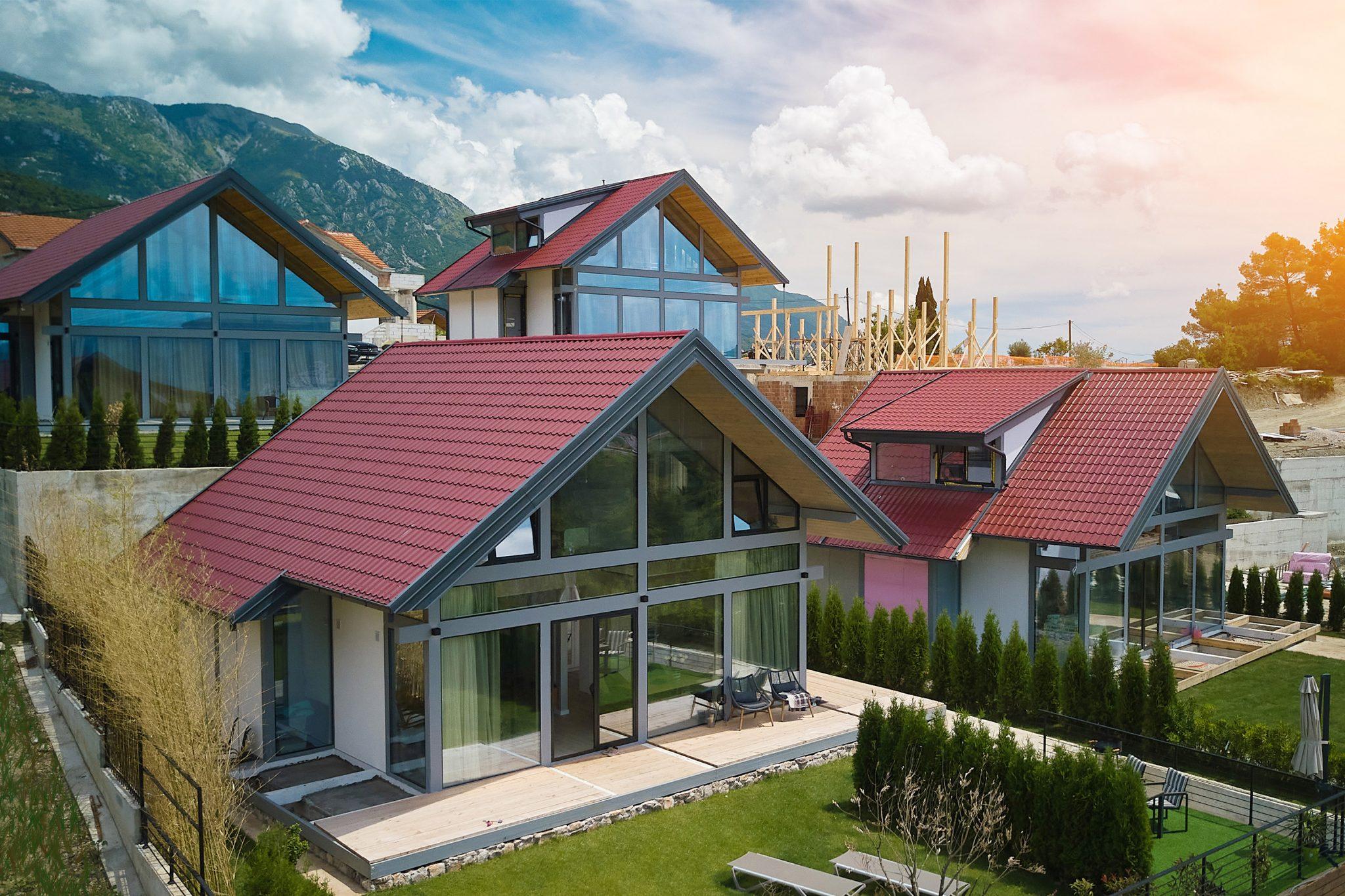 Тиват, Градиошница- комплекс из 12 домов недалеко от центра Тивата