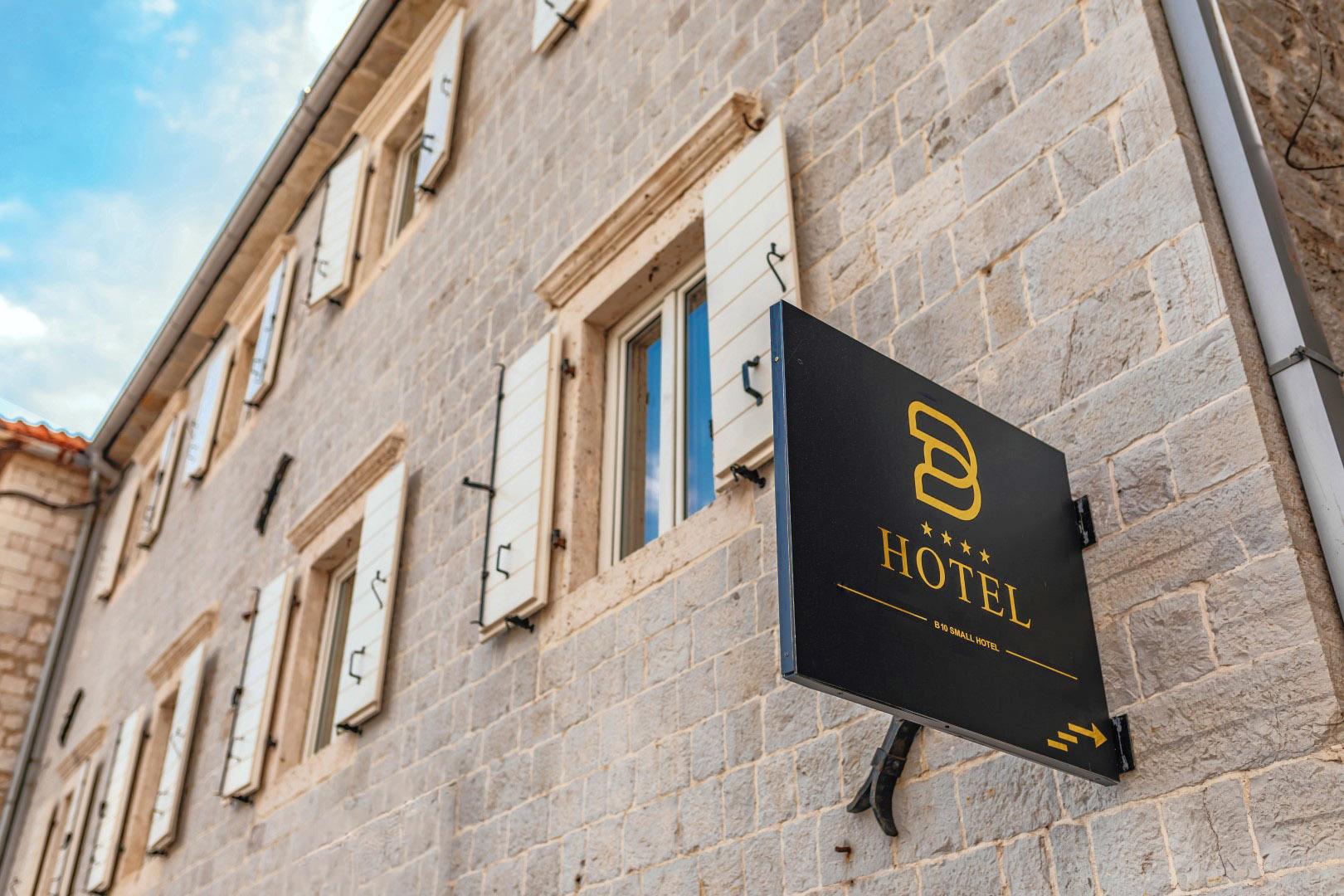 Herceg Novi, Kamenari – luxury 4 stars boutique hotel