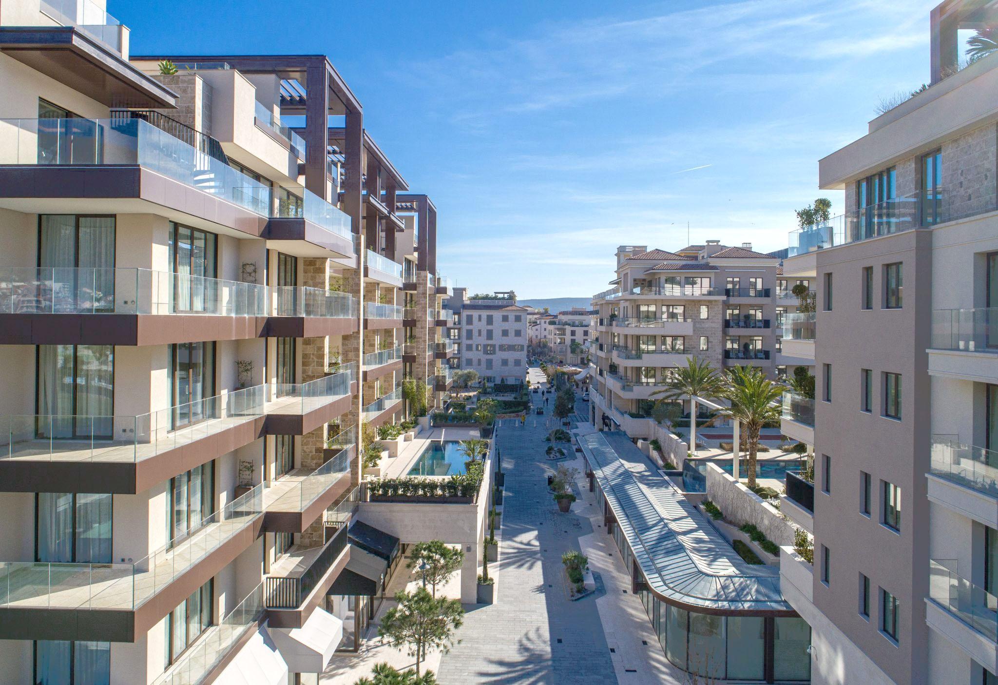 Porto Montenegro, zgrada Elena – luksuzan jednosoban apartman