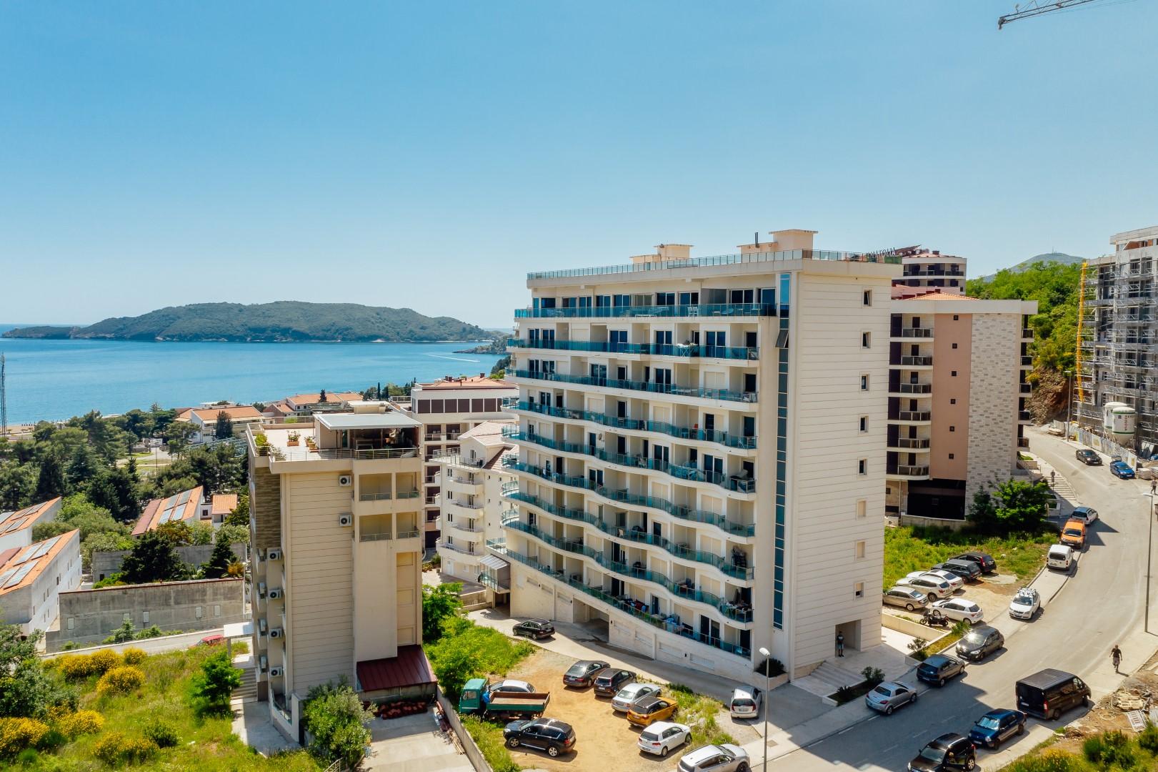 Budva, Bečići – dvosoban apartman blizu mora