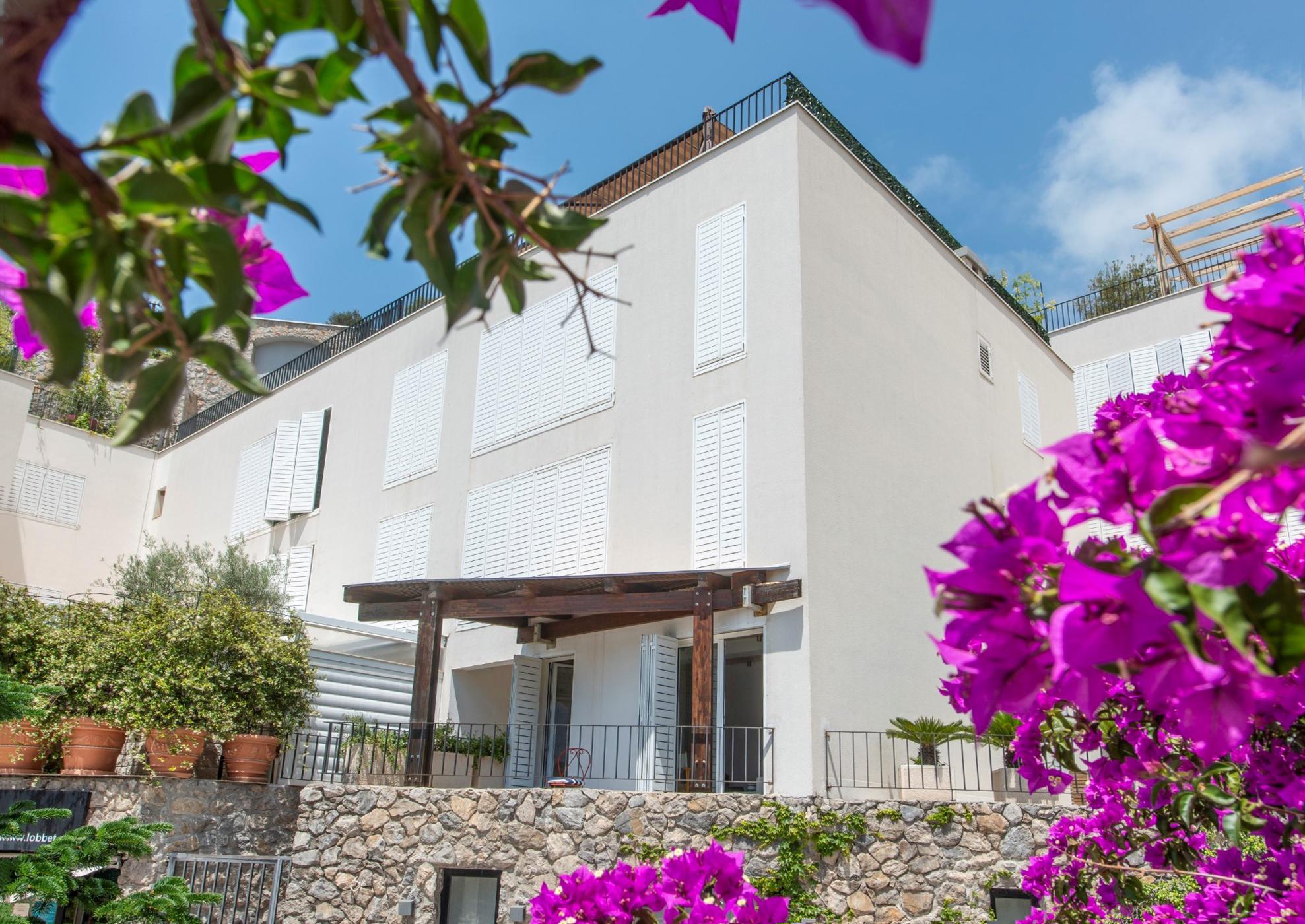SOLD     Budva, Pržno — one bedroom apartment next to the Maestral hotel