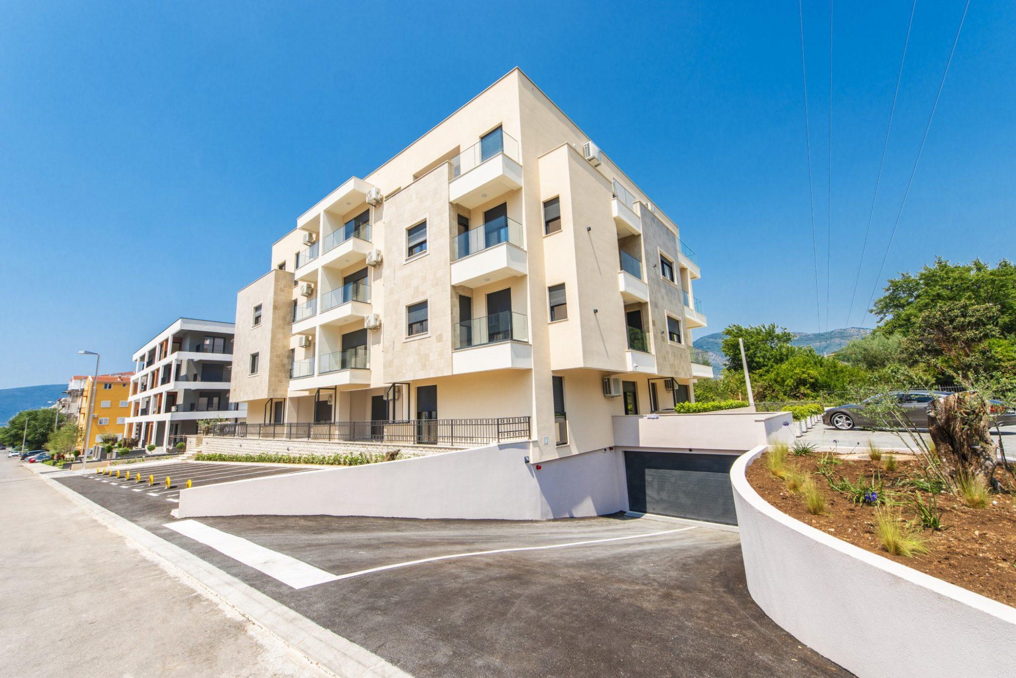 Tivat, Seljanovo – novoizgrađeni stambeni objekat