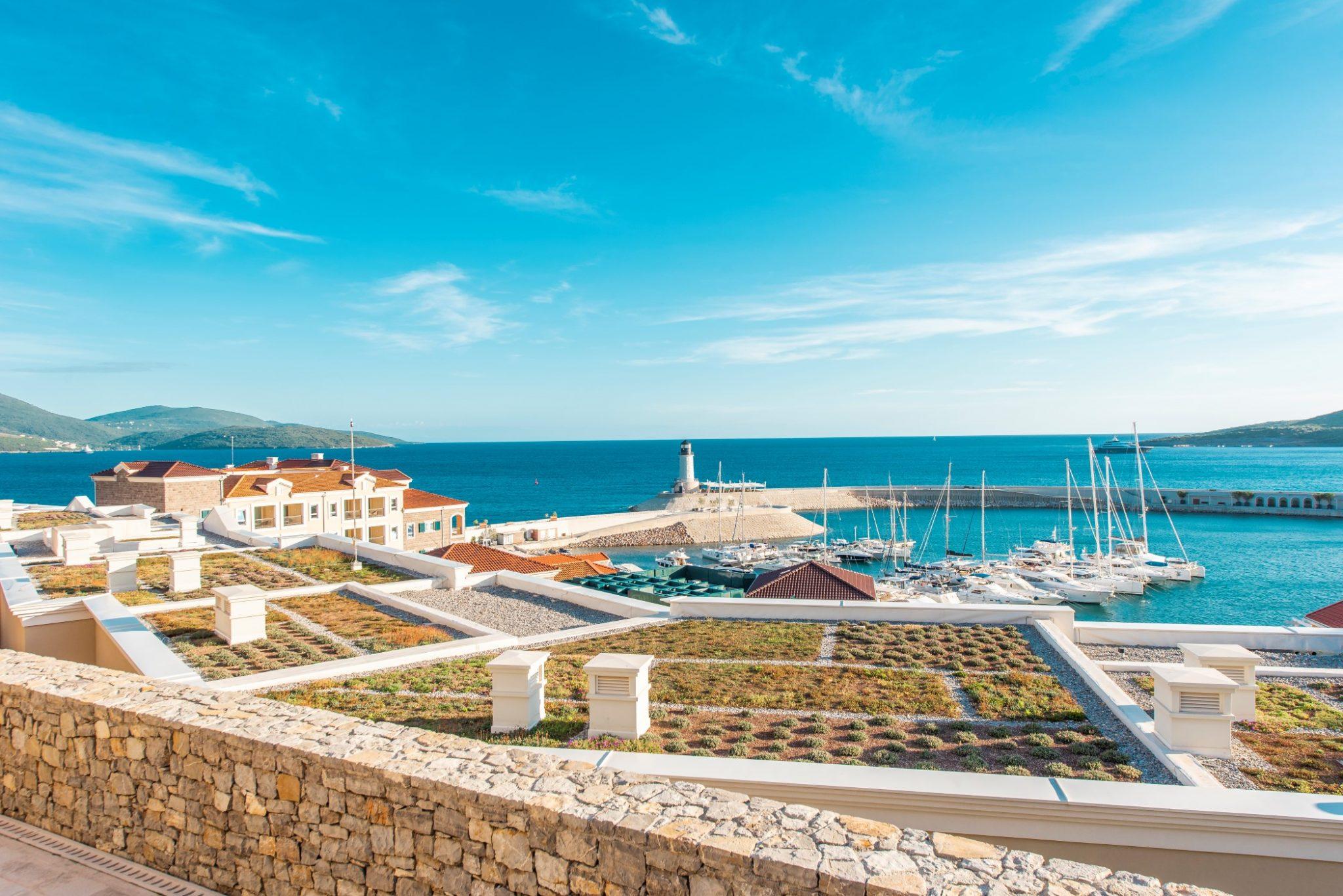 Tivat, Luštica Bay – dvosoban apartman sa panoramskim pogledom na more